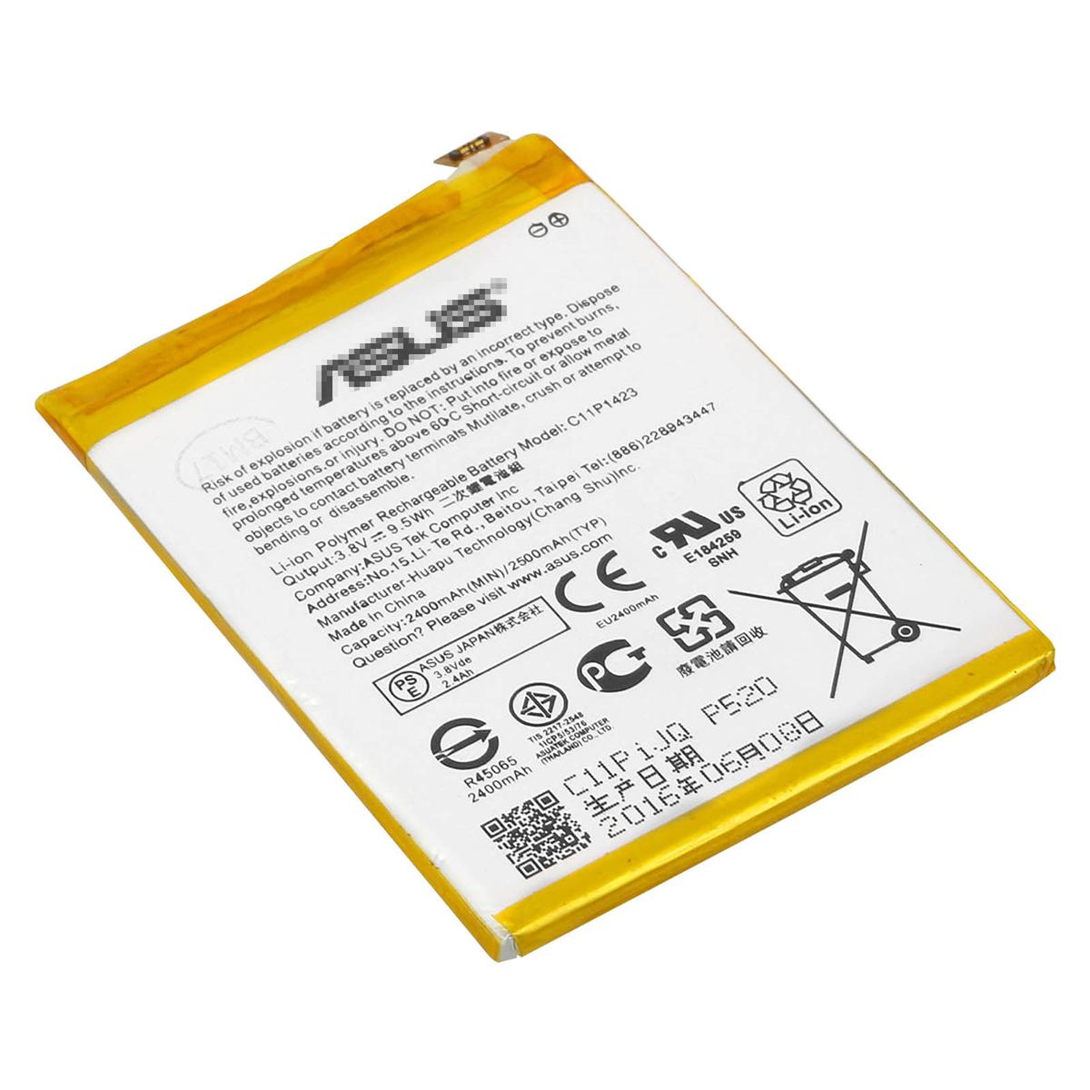 АКБ Asus C11P1423 ZE500CL / Zenfone 2...