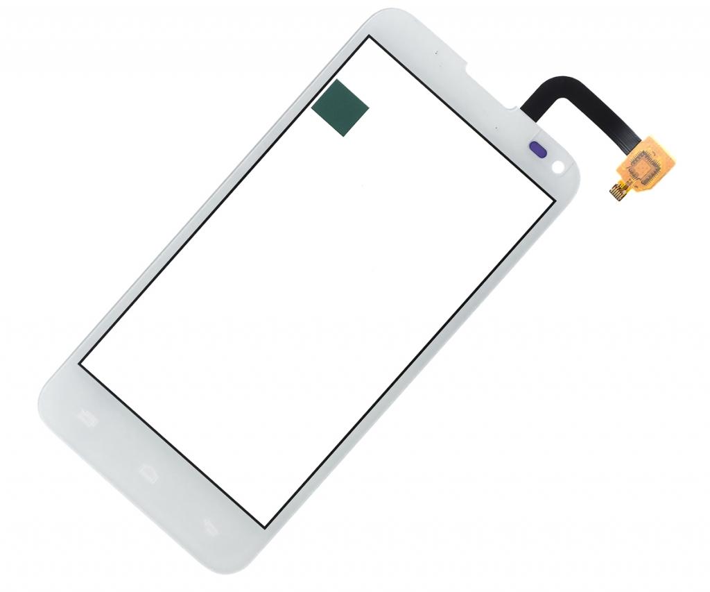 Сенсорный экран Fly IQ4415 белый...