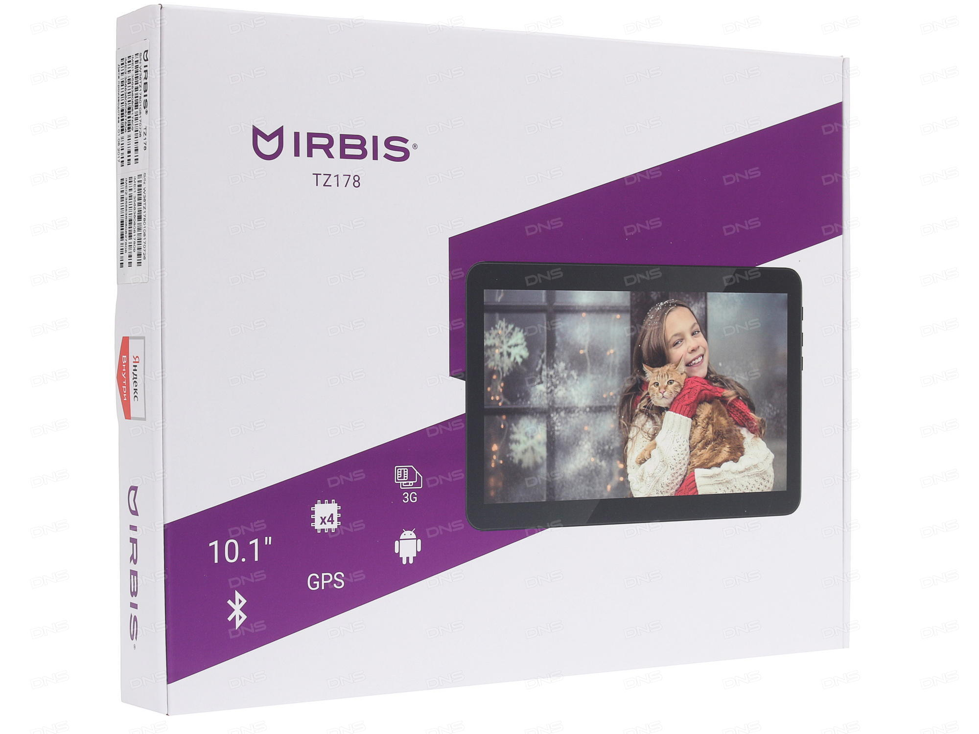 Планшет Irbis TZ962 3G