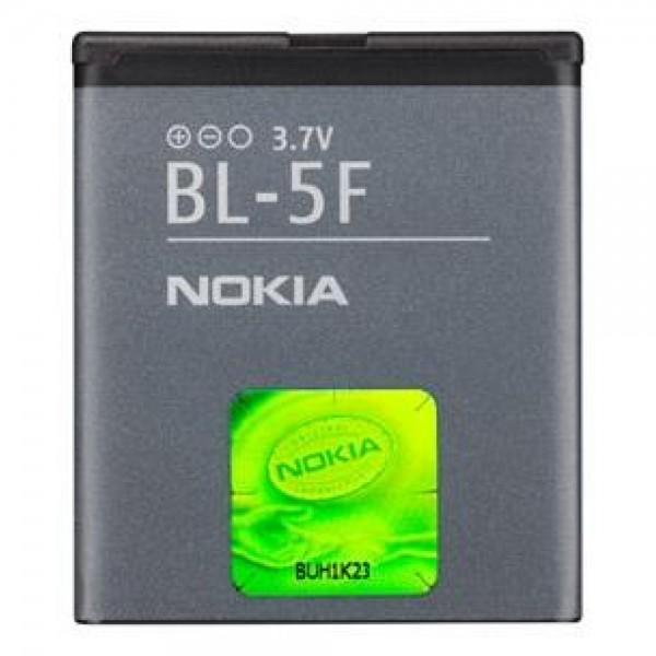 АКБ Nokia BL-5F N95 / N93i / 6290 / E65...