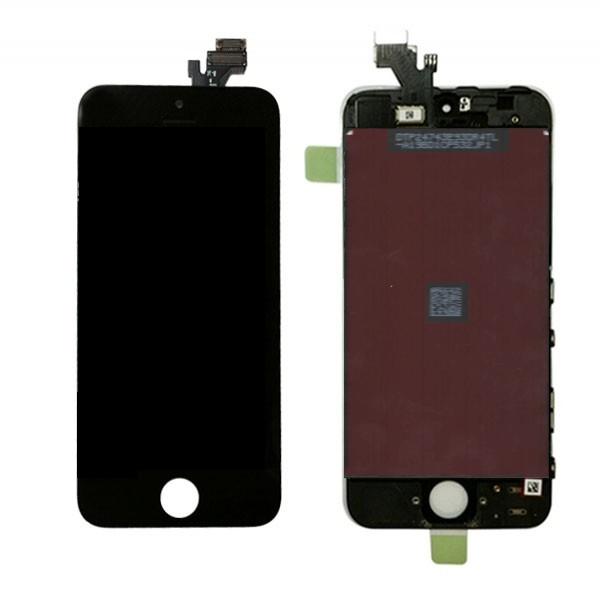 Дисплей iPhone 5 в сборе - Оригинал 100% снятый (черный)