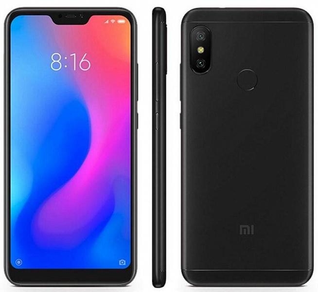 Смартфон Xiaomi Mi A2 Lite 3Gb / 32Gb
