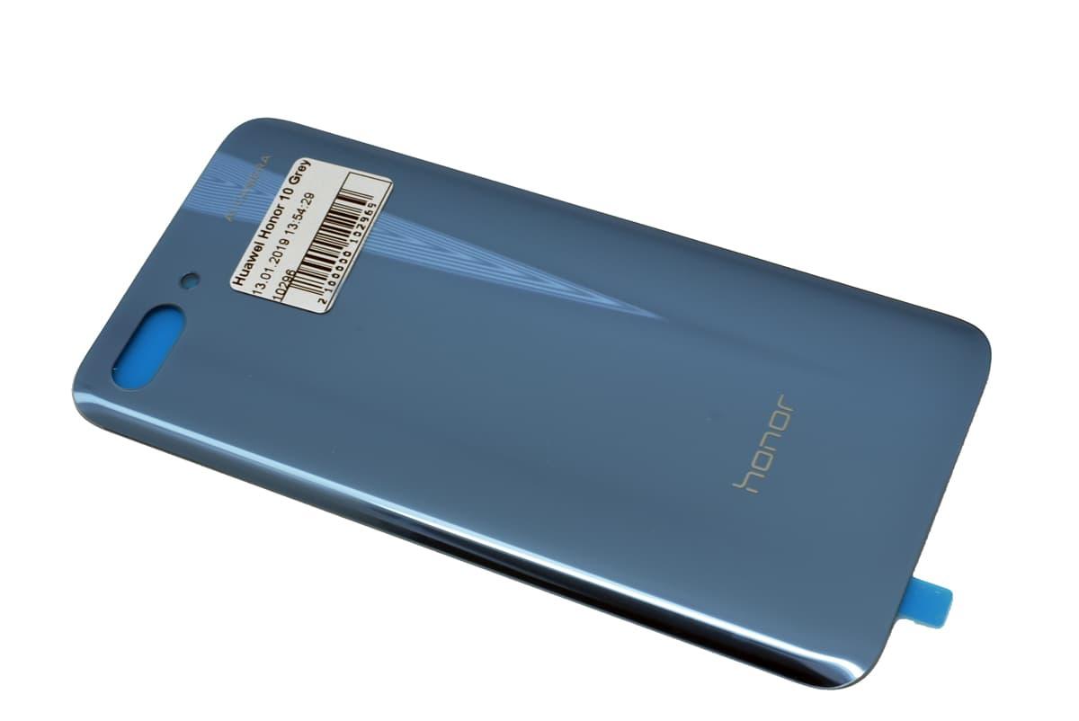 Задняя крышка Huawei Honor 10 серый...