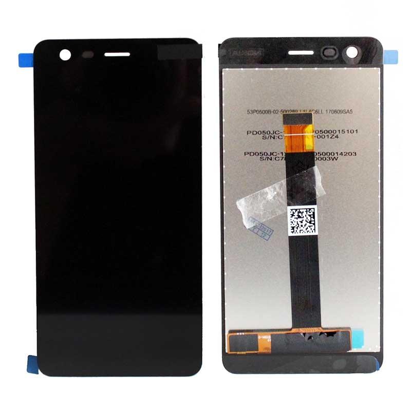 Дисплей Nokia 2 в сборе черный...