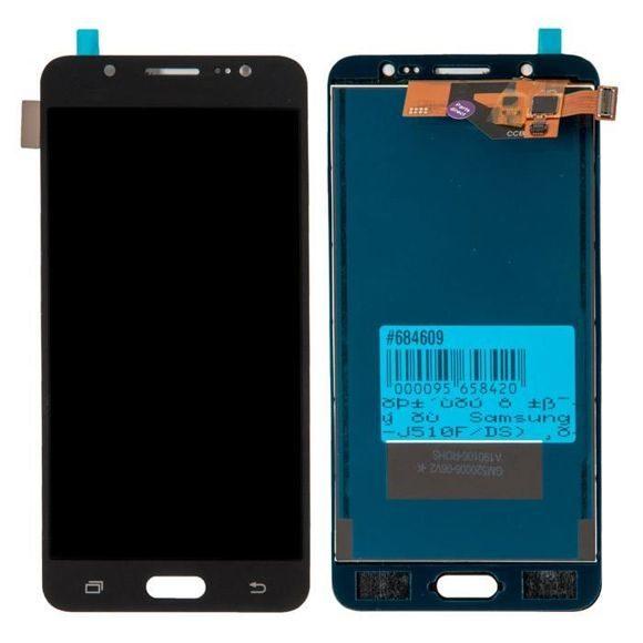 Дисплей Samsung J510F в сборе TFT черный...