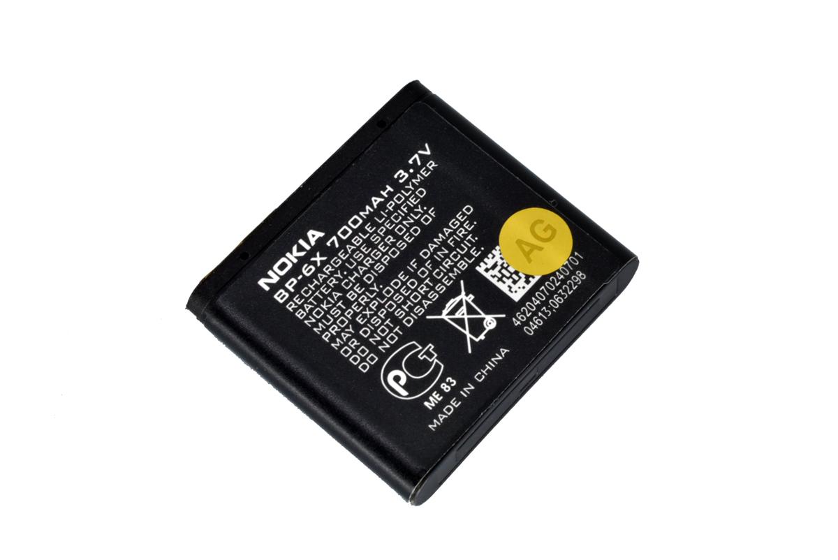 АКБ Nokia BP- 6X 8800...