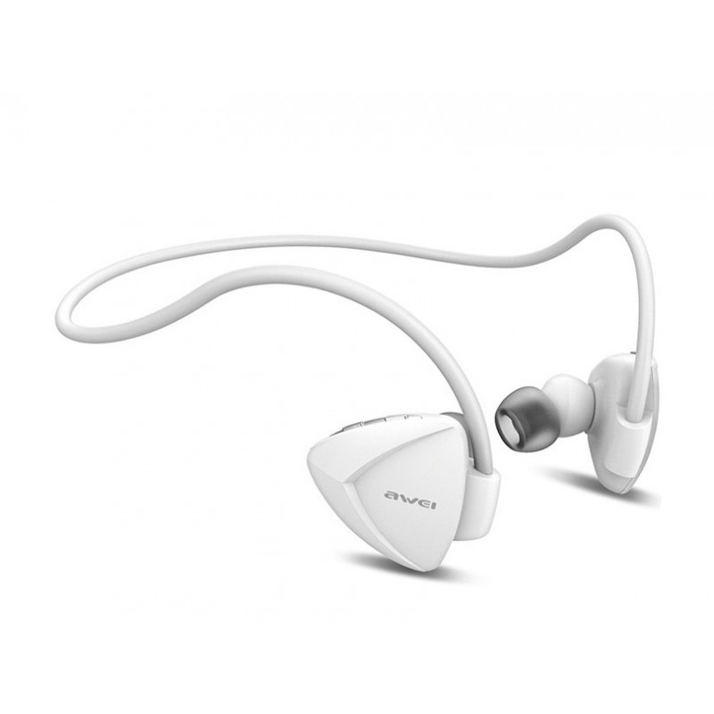 Bluetooth-гарнитурa Awei A 840BL белый