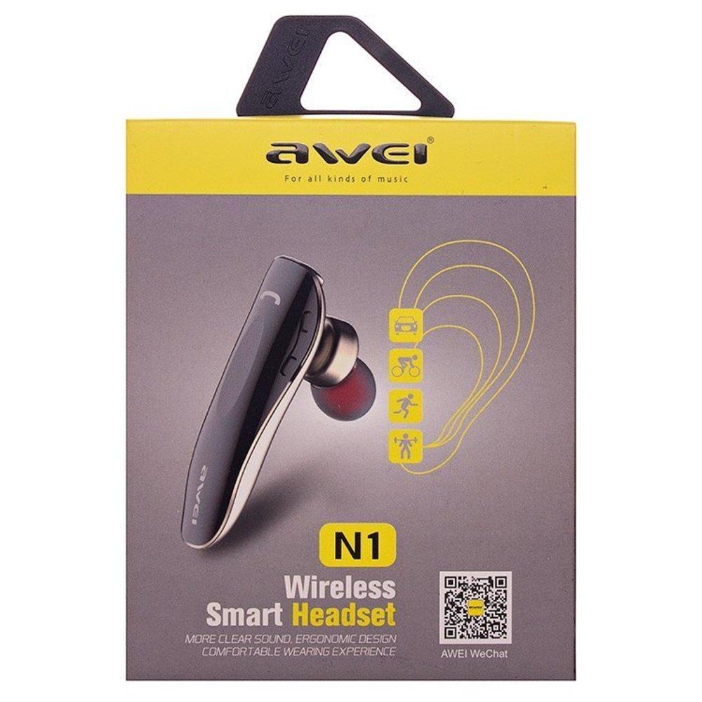 Bluetooth-гарнитурa Awei N1
