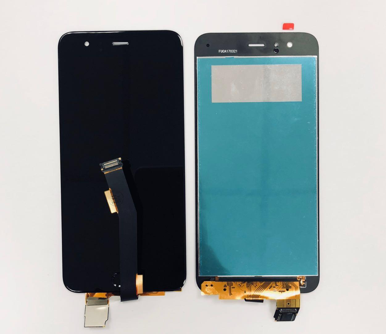 Дисплей Xiaomi Mi 6 в сборе (черный)
