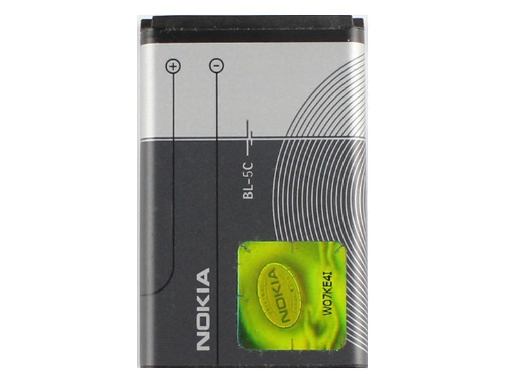 АКБ Nokia BL-5C Union  1100 / 130 / 130Dual / 150 / 205 /...