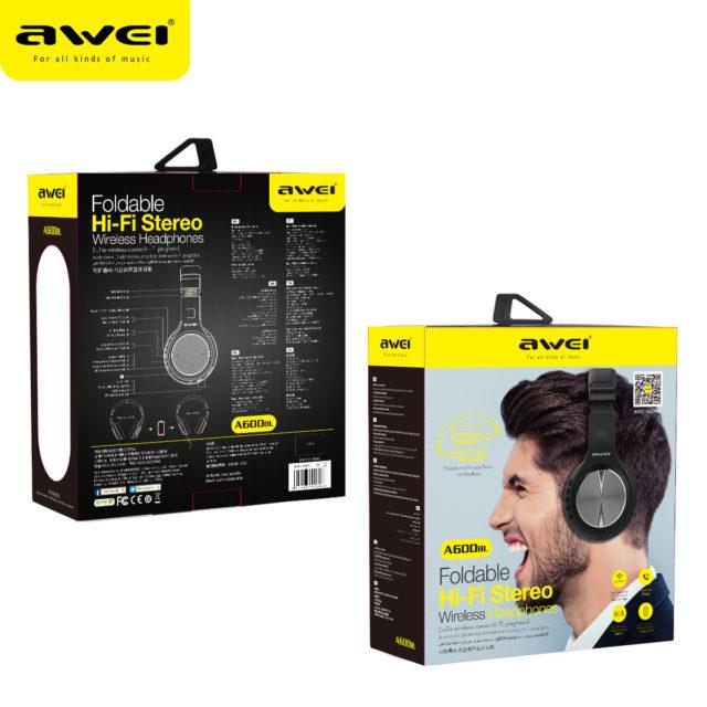 Bluetooth-гарнитурa Awei A600BL...