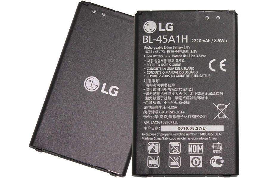 АКБ LG BL-45A1H K410 / K10 / K420N / K430DS...