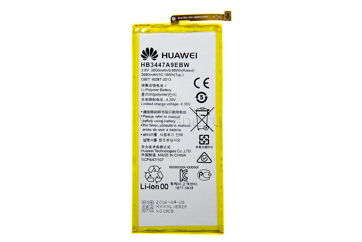 АКБ Huawei HB3447A9EBW ORIG P8 ...