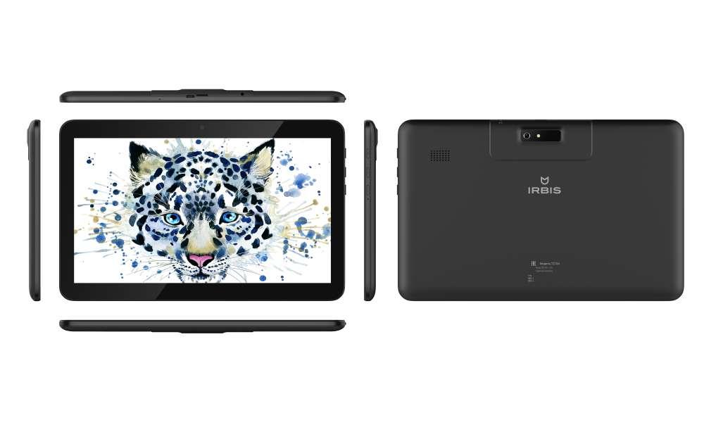 Планшет IRBIS TZ 872 3G LTE 8GB Black...
