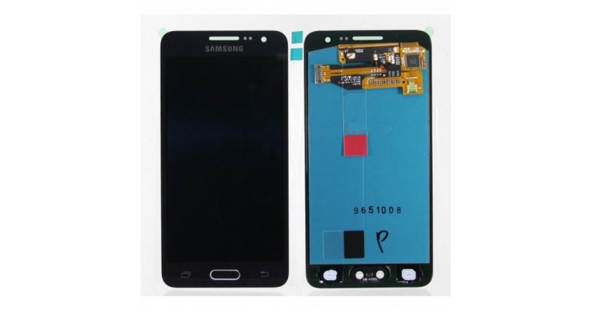 Дисплей Samsung A500F A5 в сборе черный -...