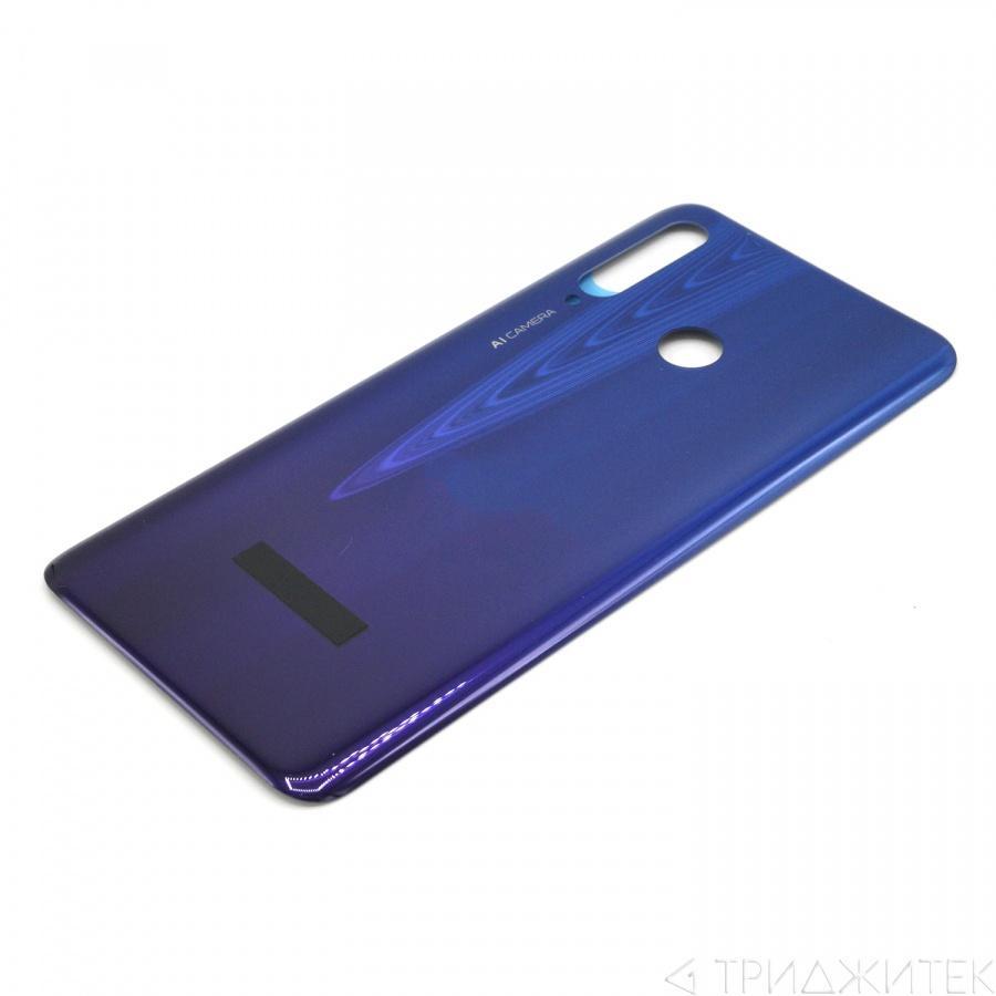 Задняя крышка Huawei Honor 10i / 20e синий...