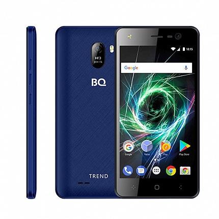Смартфон BQ 5009L Trend 5 1Gb / 8Gb LTE 2sim Dark...
