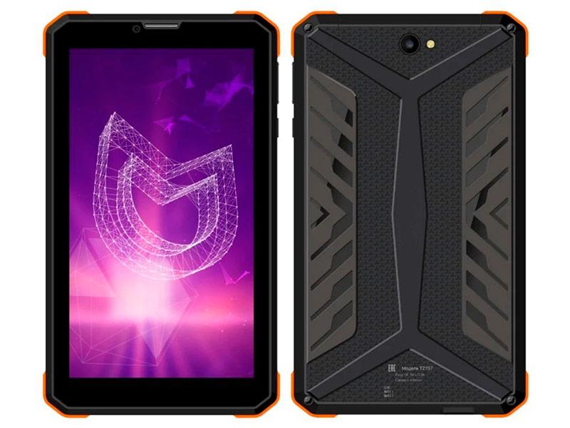 Планшет IRBIS TZ 757 7.0 Wi-Fi 8GB 3G 6500mAh Black...