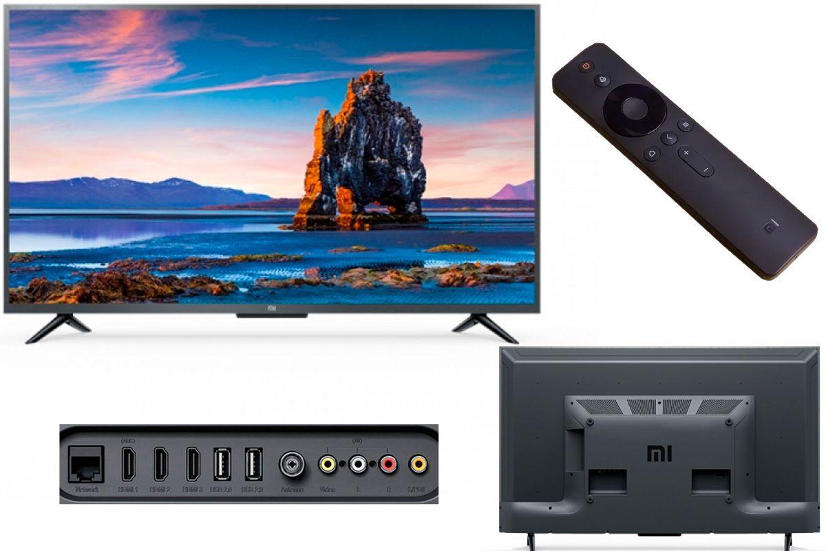 Телевизор LED Xiaomi Mi TV 4S 43 108 см...