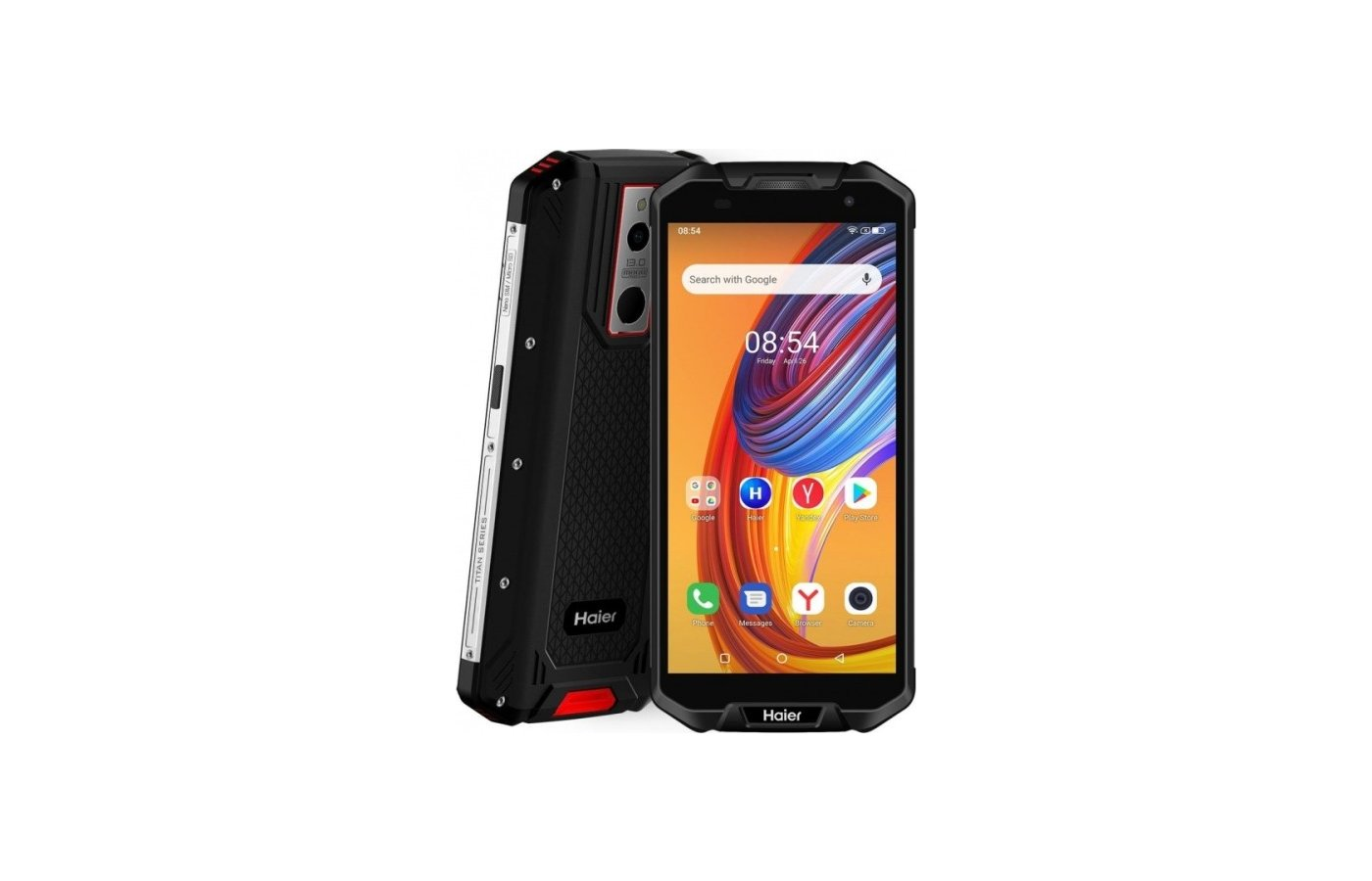 Смартфон Haier Titan T1 5 2Gb / 16Gb LTE 2sim Black...