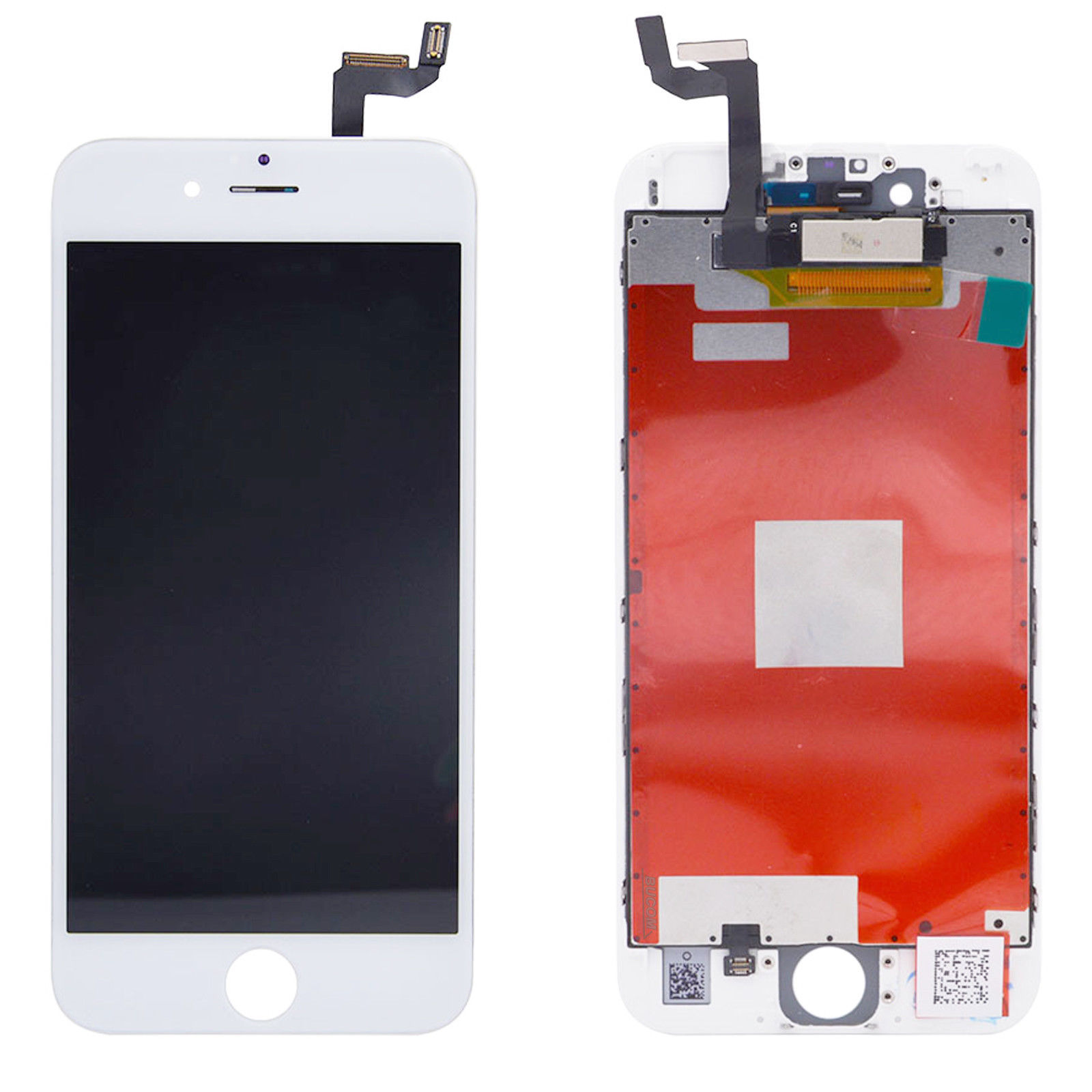 Дисплей iPhone 6 в сборе Orig Lux белый...