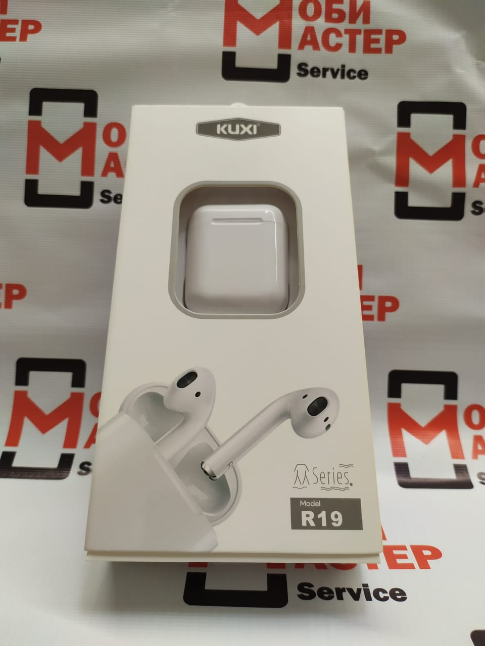 Bluetooth-гарнитурa KUXI R19...
