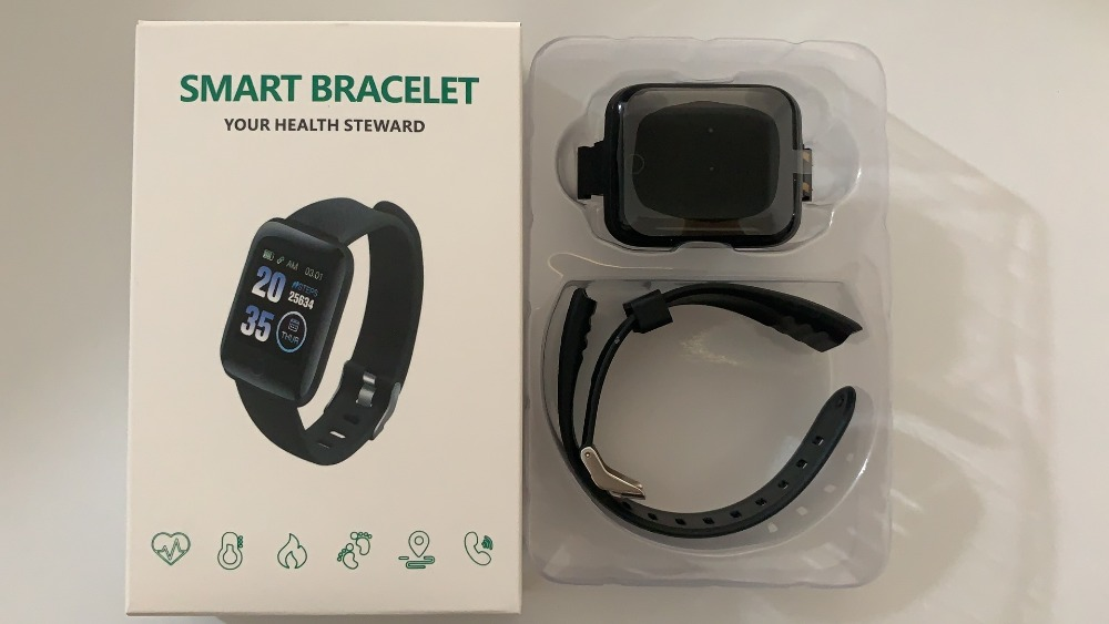 Smart-часы Bracelet Your Health Steward...