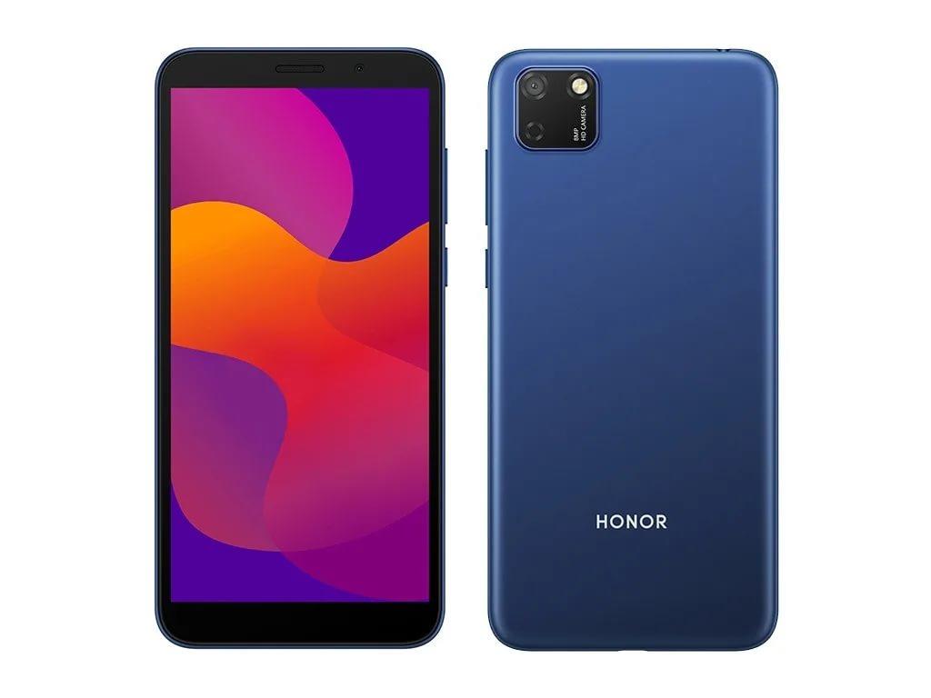 Смартфон Honor Huawei 9S 2Gb / 32Gb Blue...
