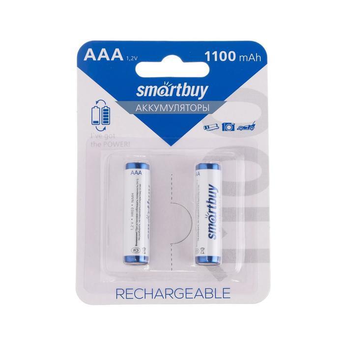 Аккумулятор Smartbuy R-03 1100mAh 2шт....