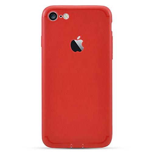 Задняя крышка iPhone 7 красный...