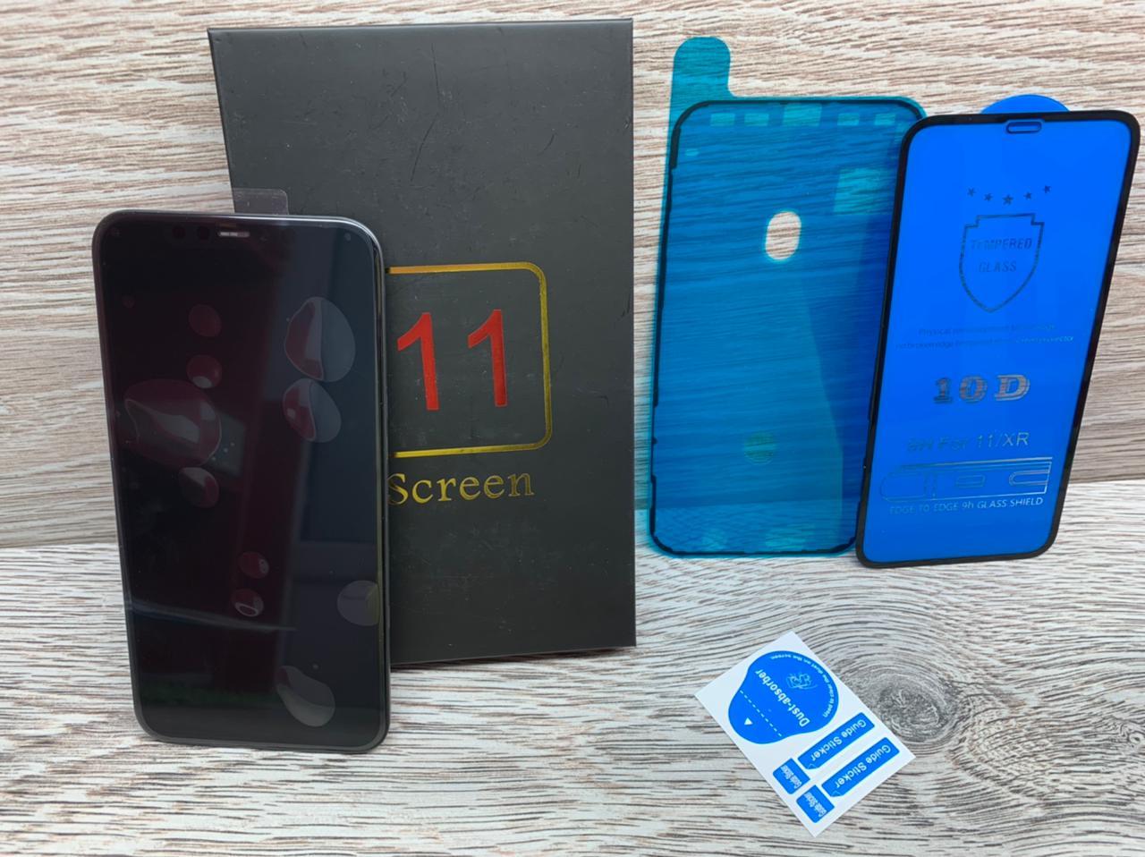 Дисплей iPhone 11 в сборе Orig OEM черный...