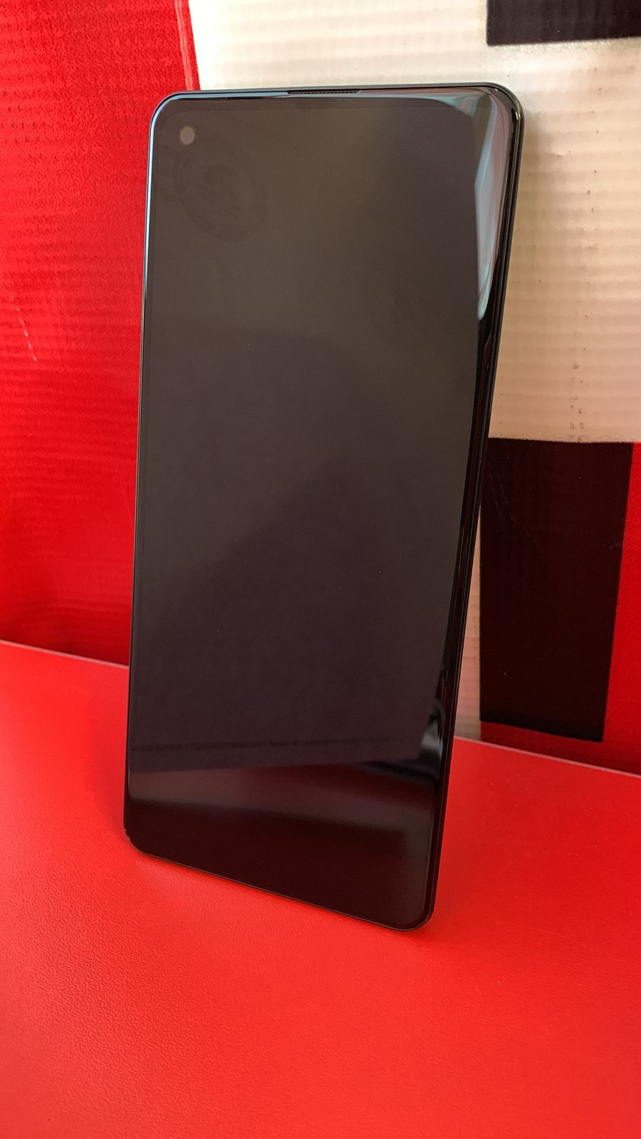 Дисплей Samsung A217F / A21s в сборе с...
